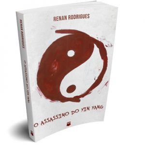 Livro O assassino do Yin Yang