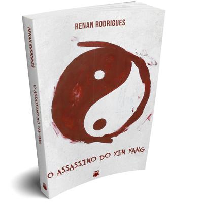 Livro O assassino do Yin Yang